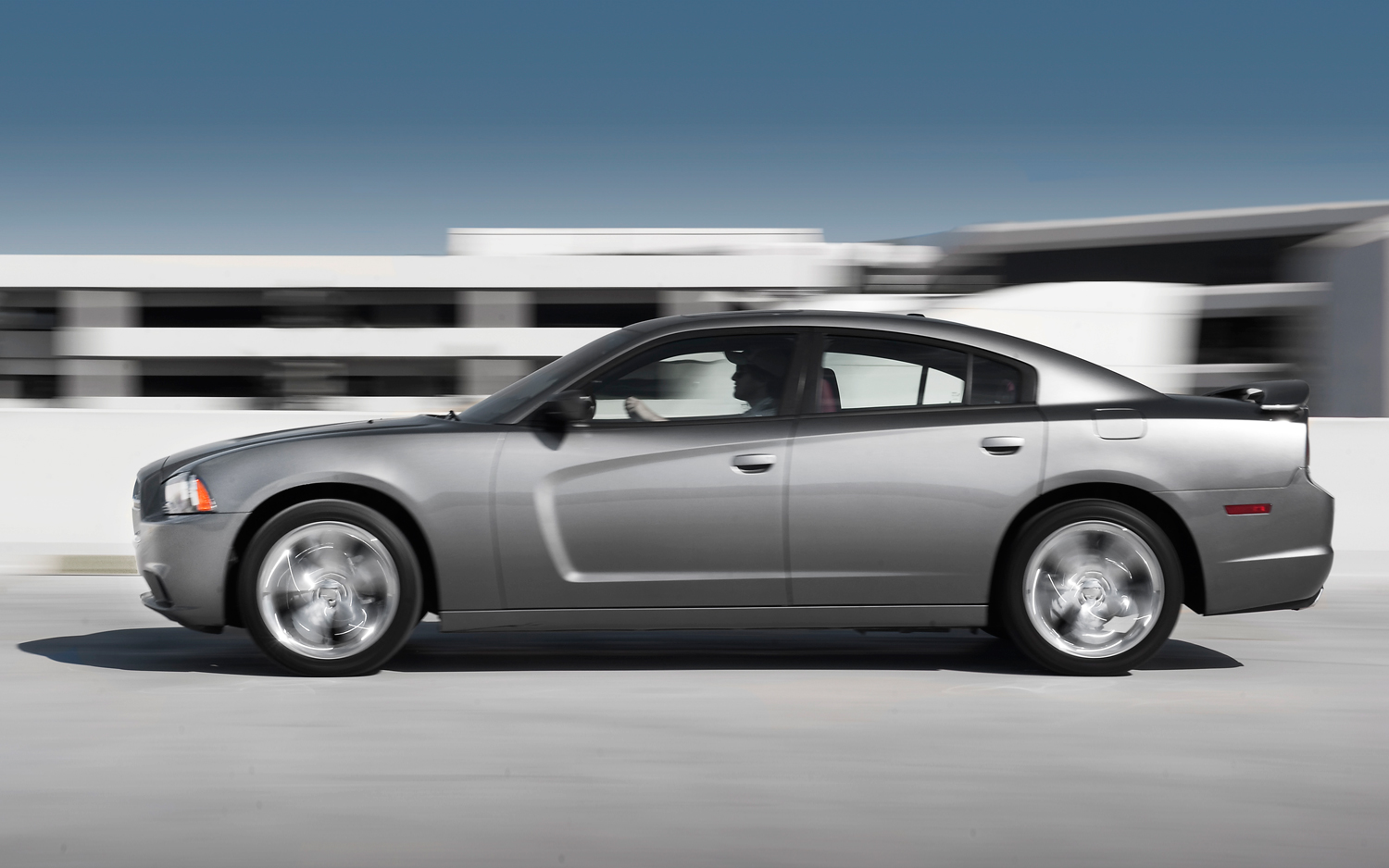 2012 Dodge Charger #12
