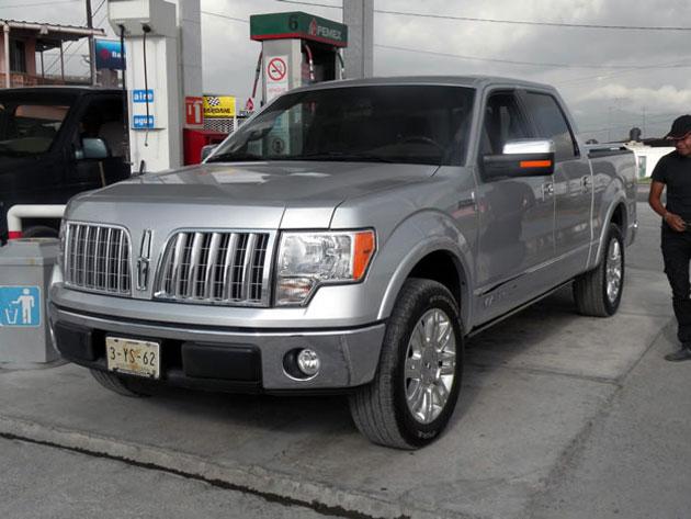 Lincoln Mark Lt #8
