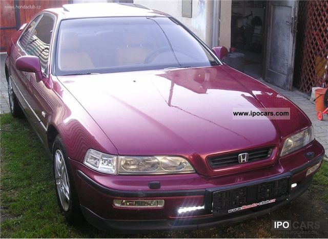 1993 Honda Legend #6
