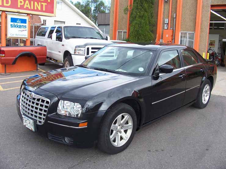 2006 Chrysler 300 #6