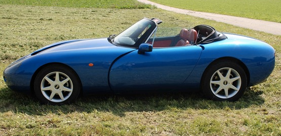 2003 Tvr Griffith #3