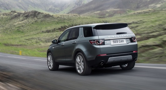 Land Rover Discovery Sport #13