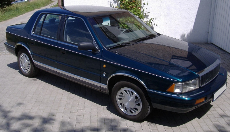 1994 Chrysler Le Baron #1