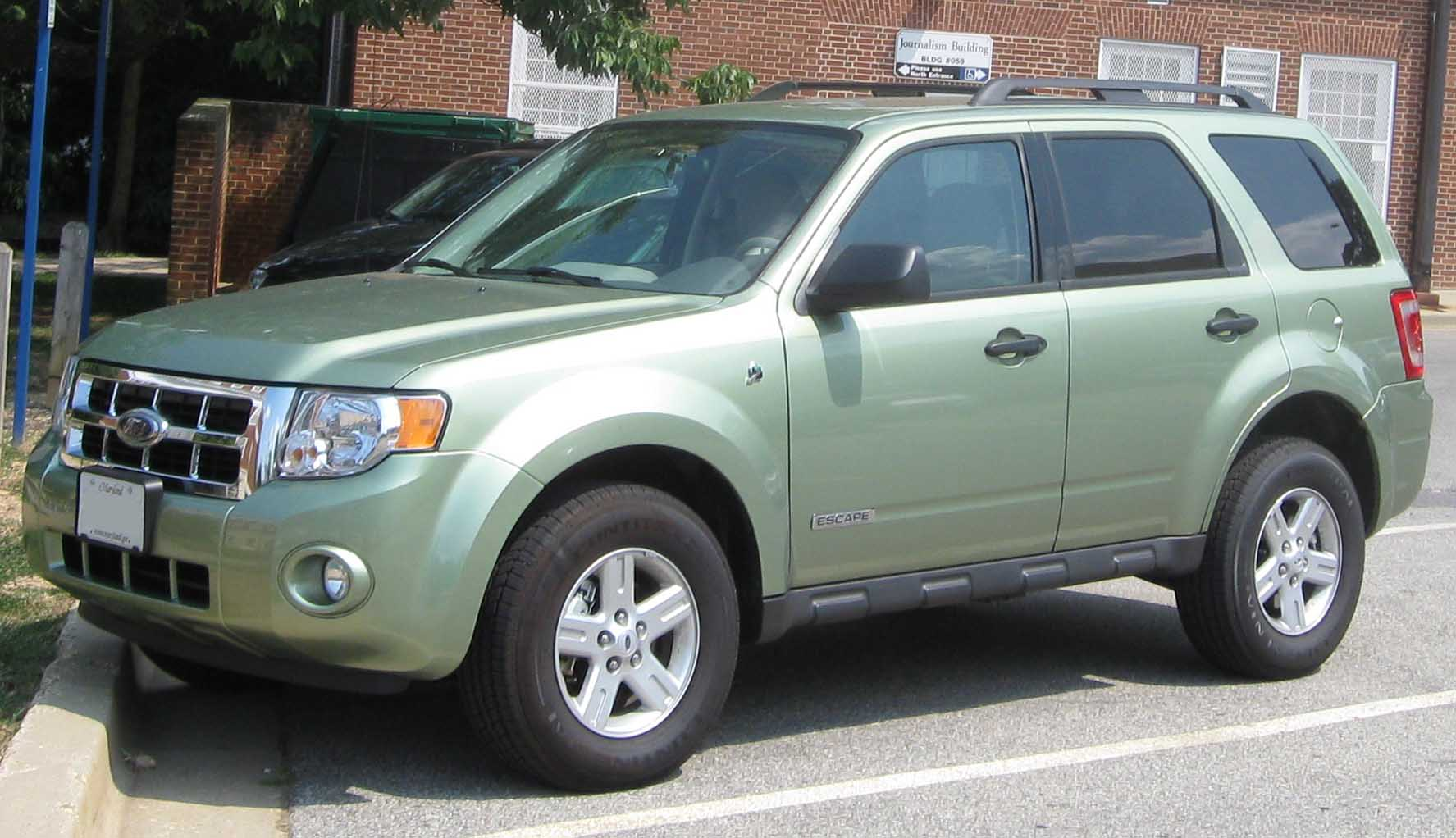 2008 Ford Escape Hybrid #2