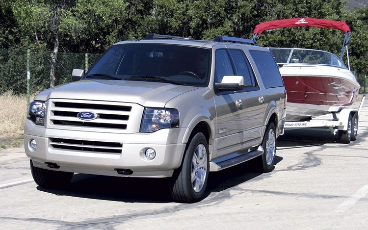 2007 Ford Expedition El #15