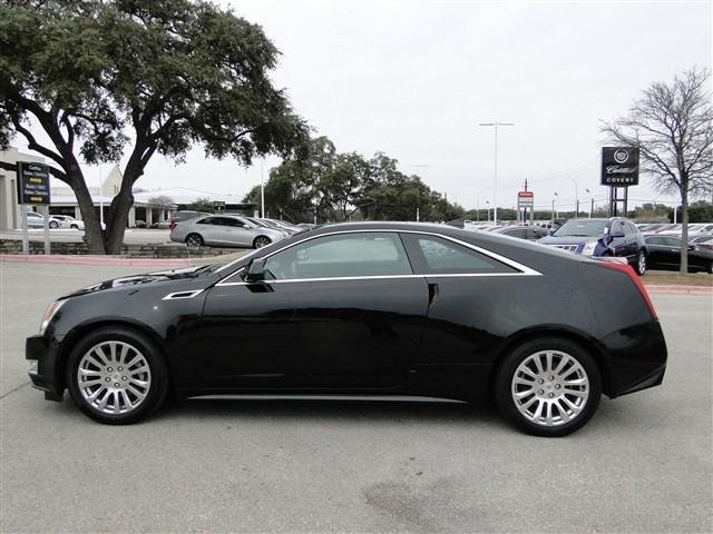 2012 Cadillac Cts Coupe #16