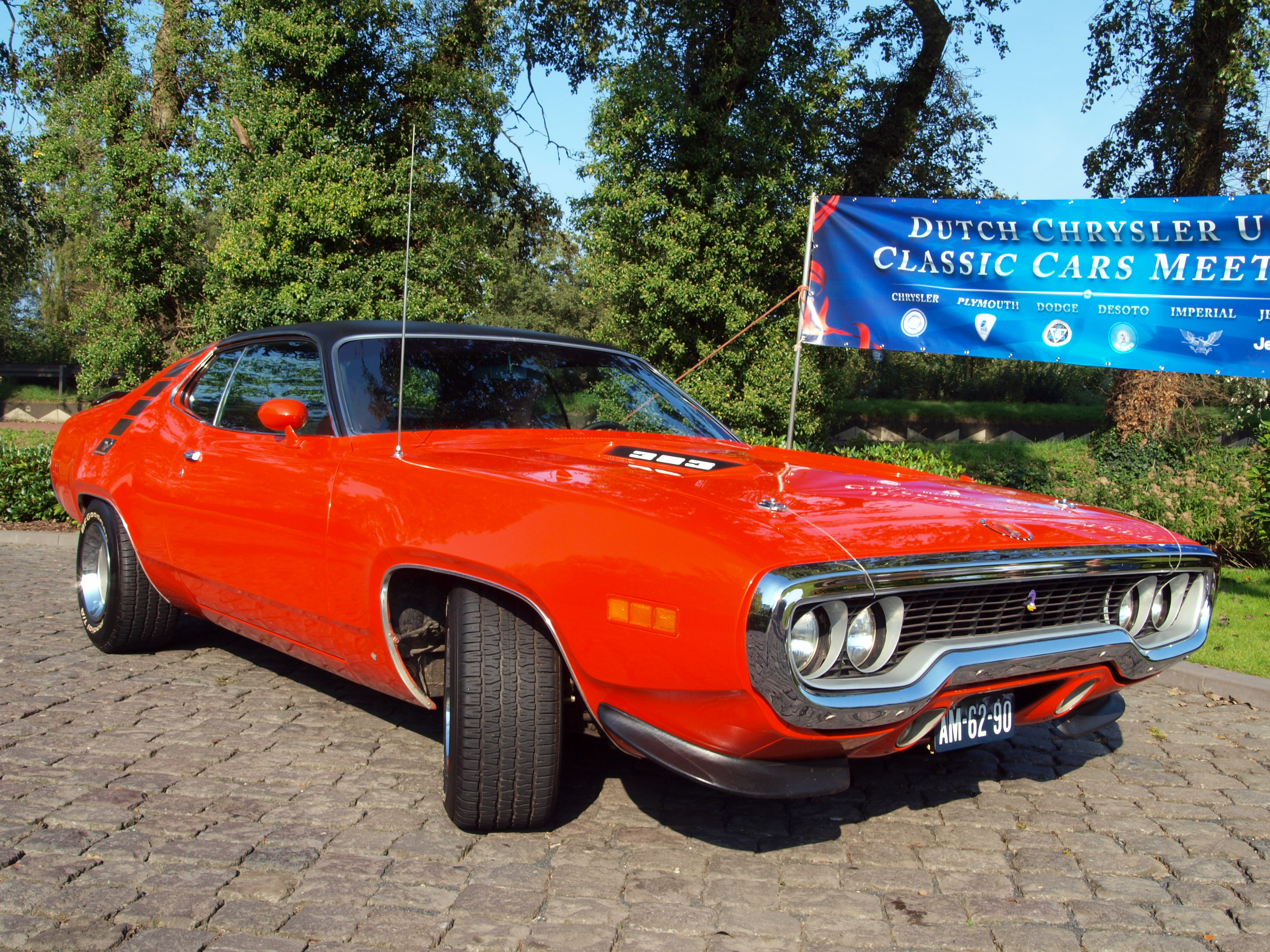 1971 Plymouth Road Runner #6