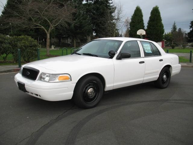 2009 Ford Crown Victoria #16