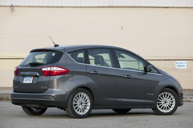 Ford C-MAX #8