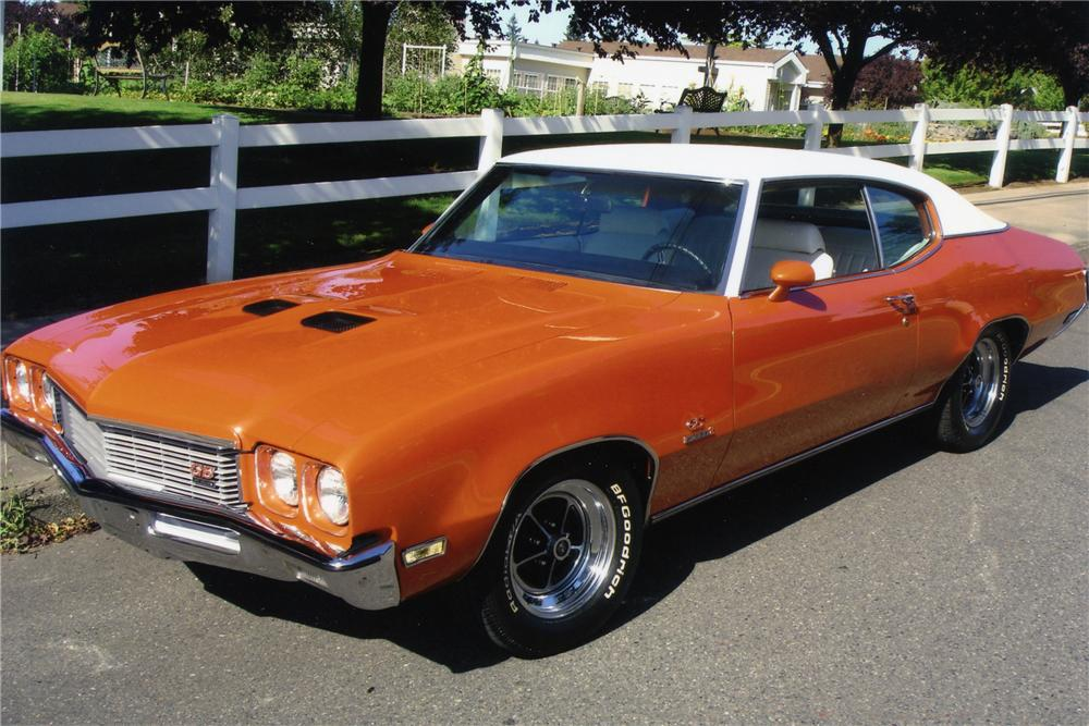 1972 Buick GS #5
