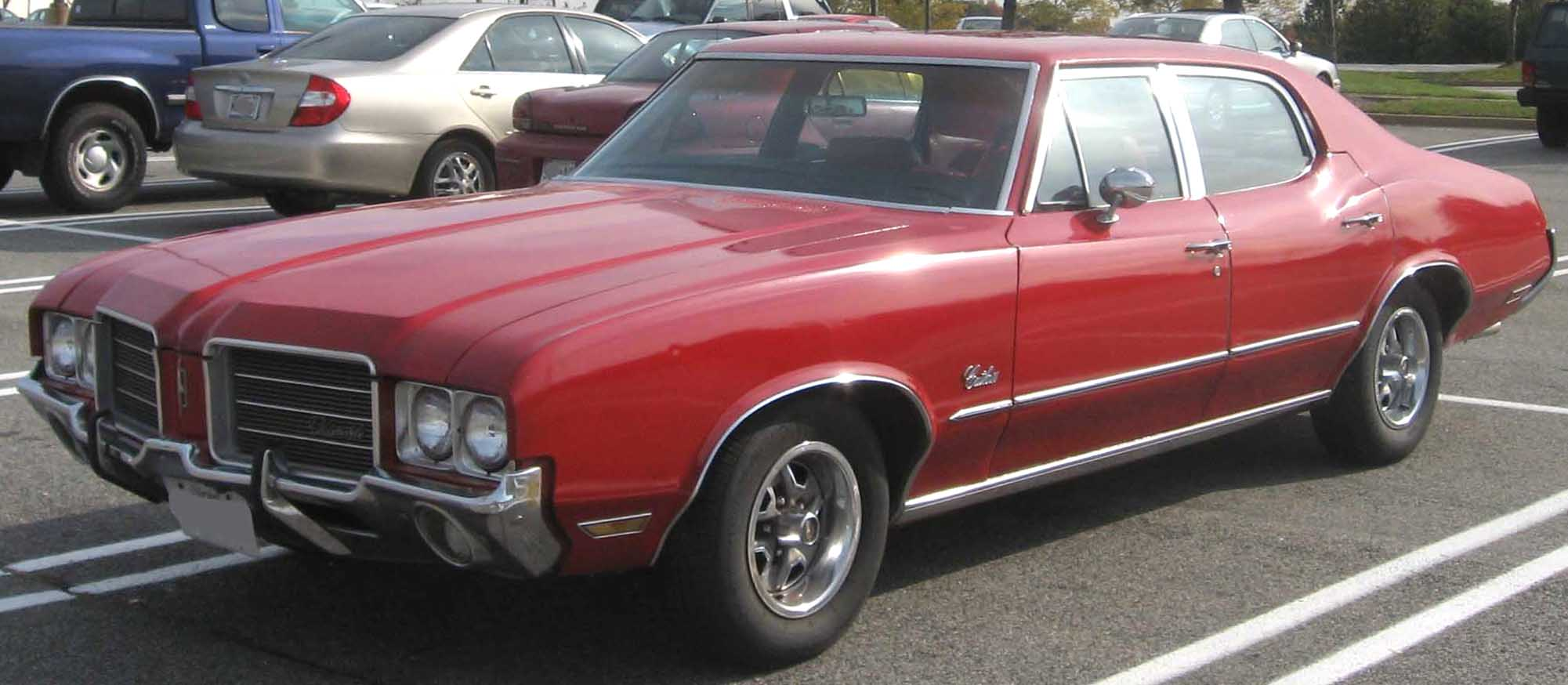 Oldsmobile Cutlass #3