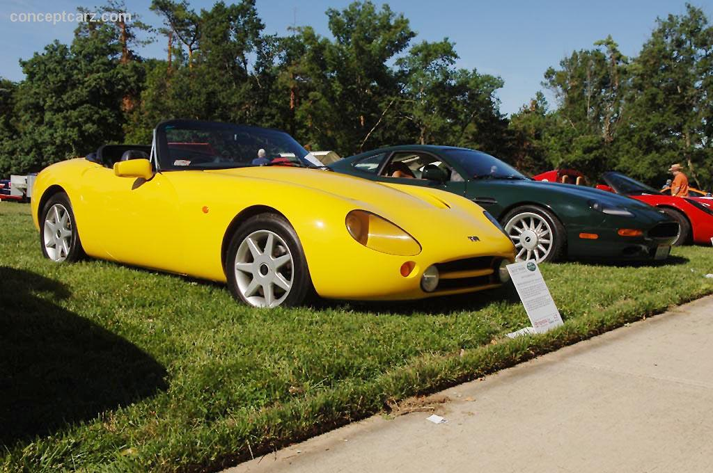 1998 TVR Griffith #2