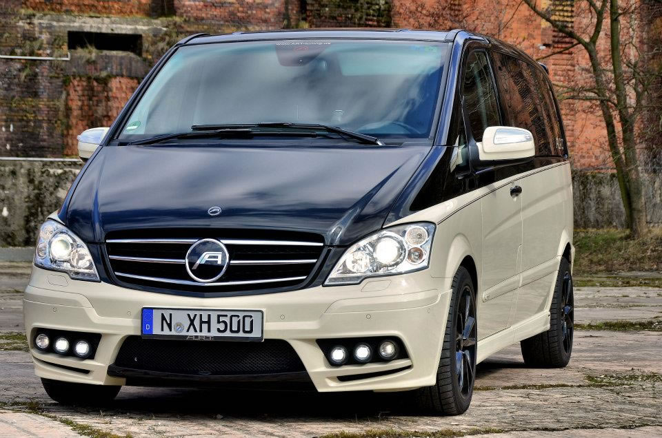 Mercedes-Benz Viano #17
