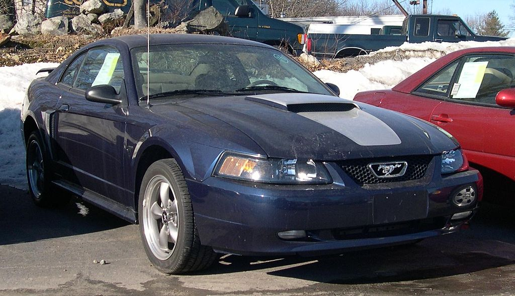2003 Ford Mustang #13