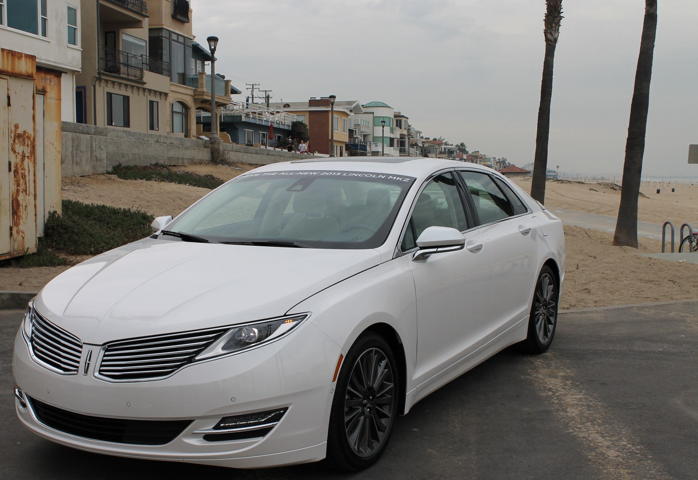 2013 Lincoln Mkz #10