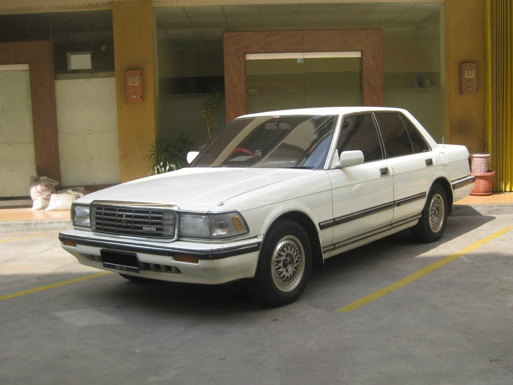 1987 Toyota Crown #3