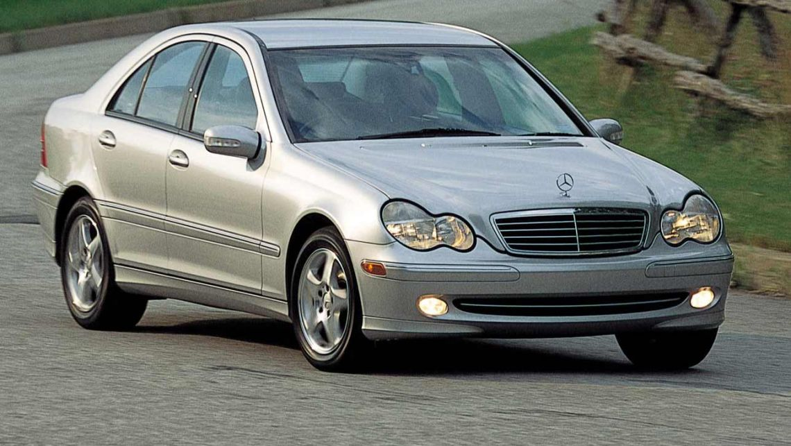 2001 mercedes benz c class photos informations articles