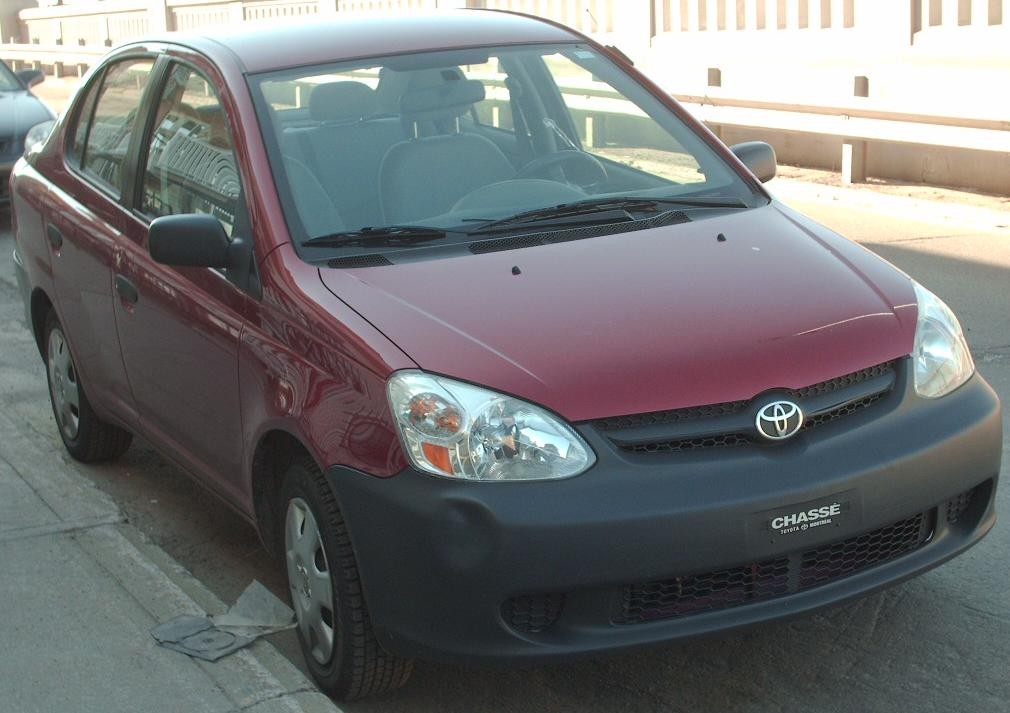a review of toyota echo The toyota echo (also called the toyota yaris) is a subcompact car available as a hatchback, coupe or sedan read more toyota reviews to learn about other models this company is not yet accredited.