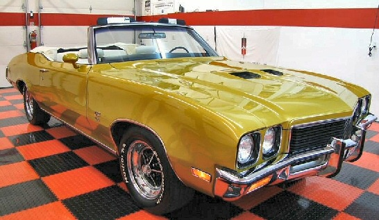 1972 Buick GS #16