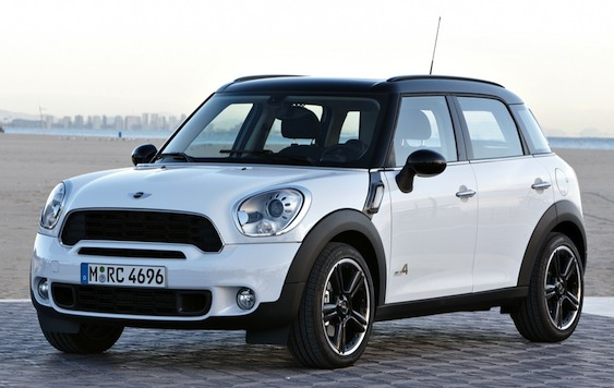 Mini Countryman #1