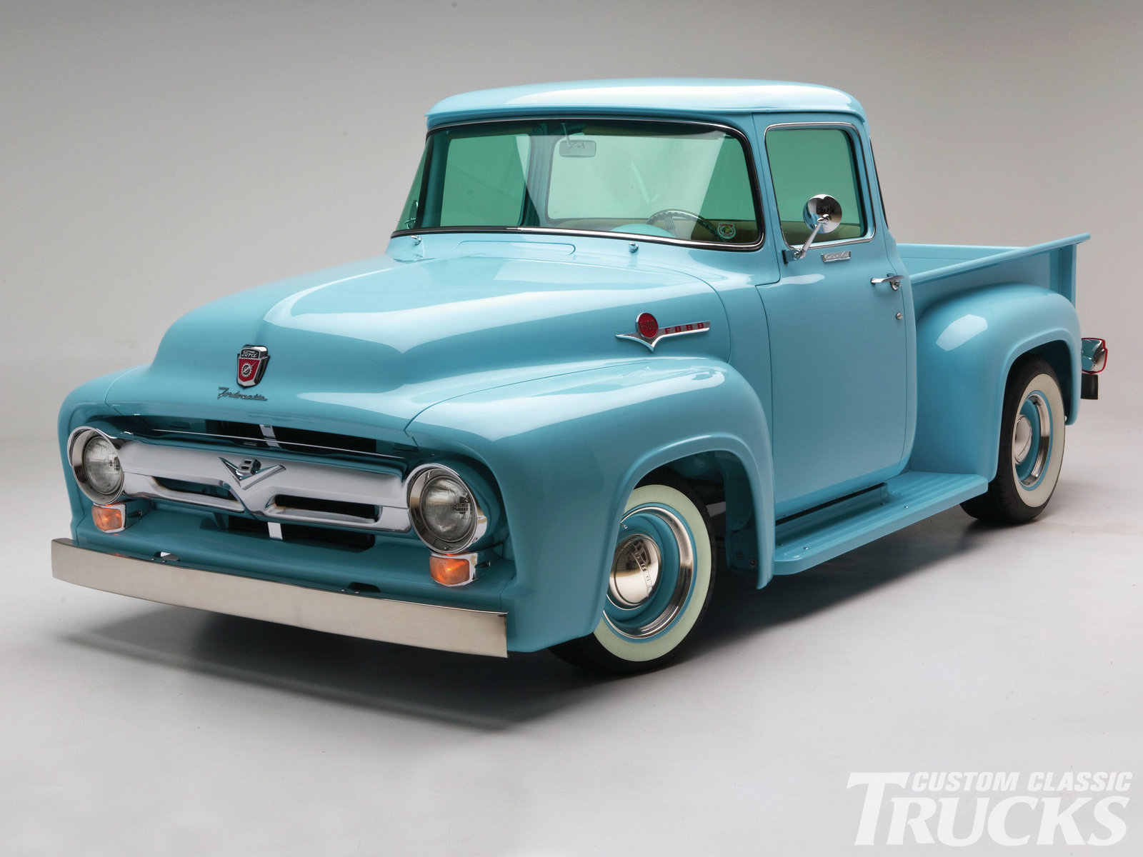 1956 Ford F #7