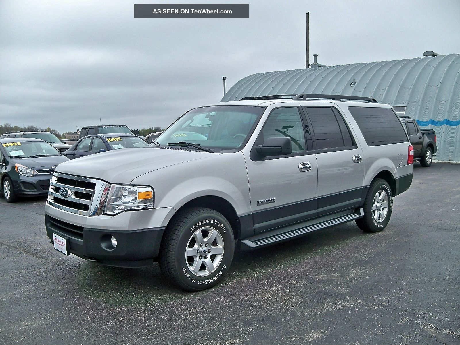 2007 Ford Expedition #15