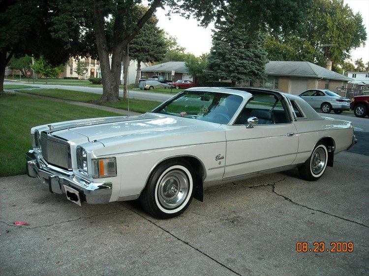 1979 Chrysler Cordoba #9