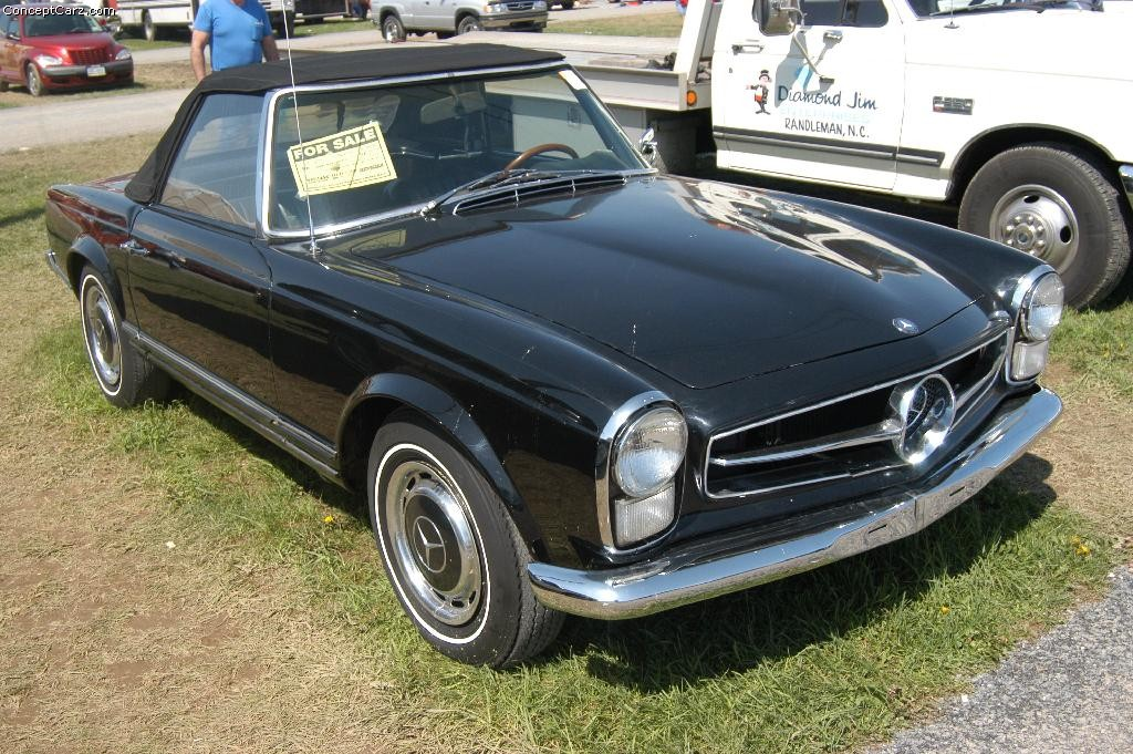 1965 Mercedes-Benz SL #5