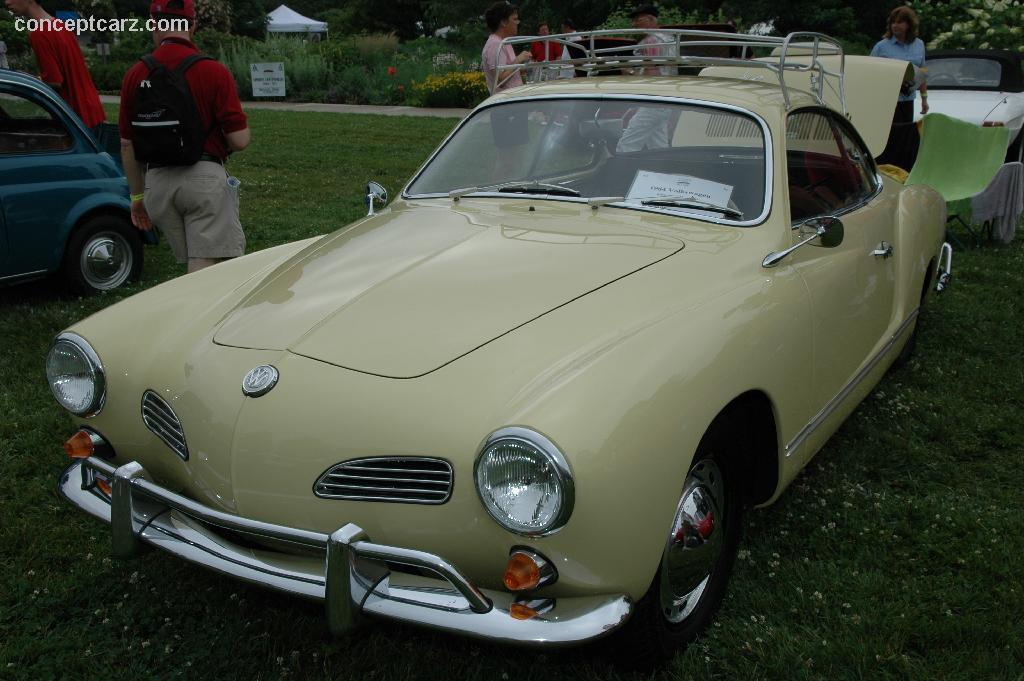 1964 Volkswagen Karmann-Ghia Photos, Informations, Articles ...
