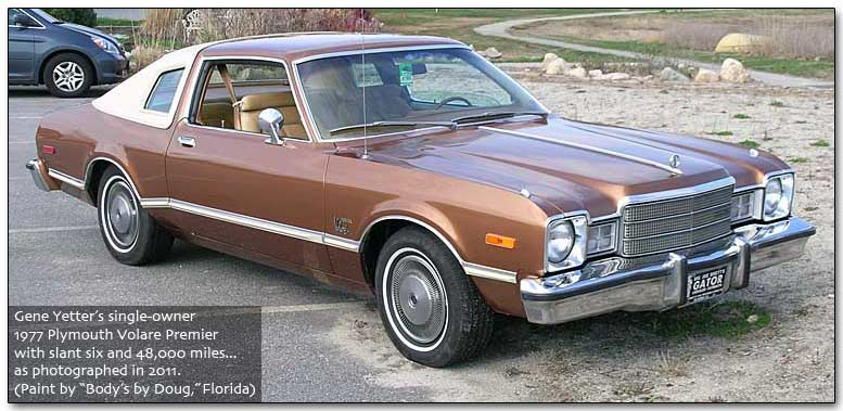 1975 Plymouth Volare #4
