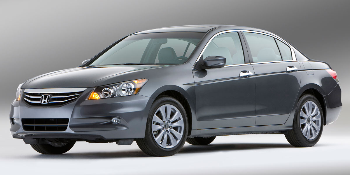 2012 Honda Accord #6