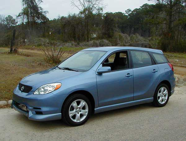2003 Toyota Matrix #4