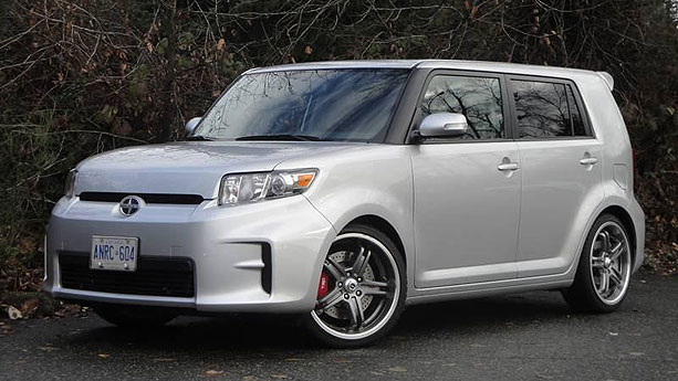 2011 Scion Xb #3