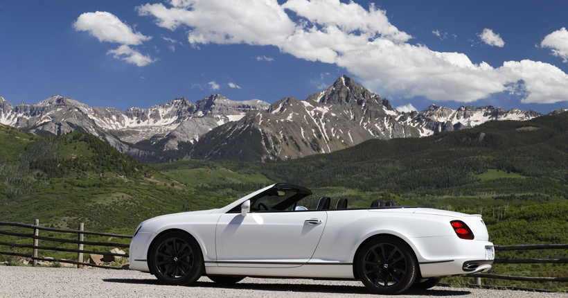 2011 Bentley Continental Supersports Convertible #13