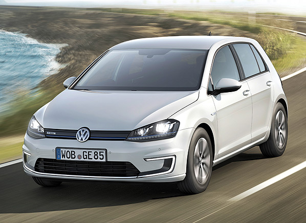 Volkswagen E-golf #13
