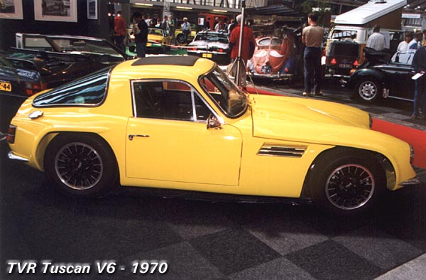 1969 TVR Tuscan #14