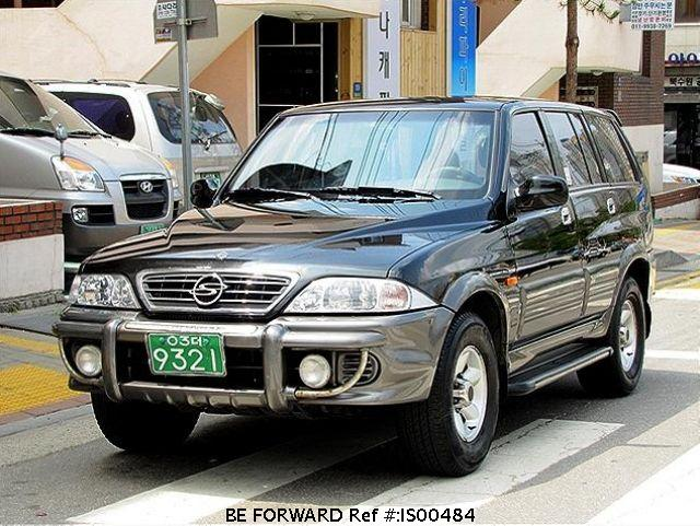 2002 Ssangyong Musso #3