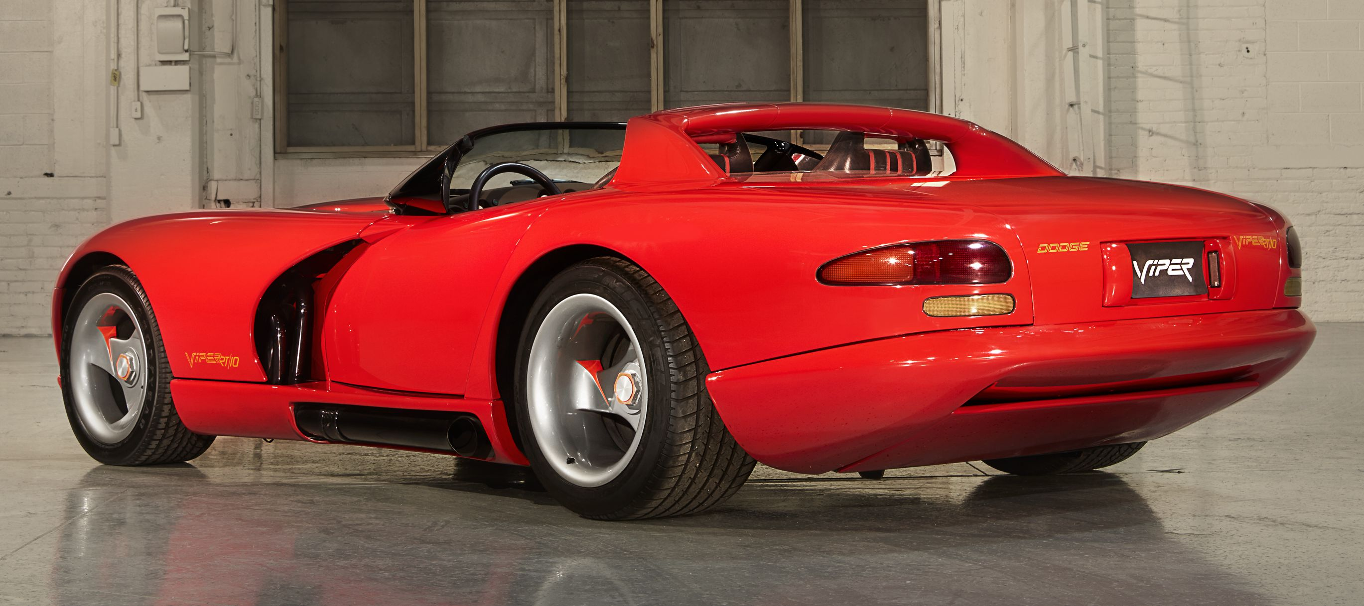 1993 Chrysler Viper #10