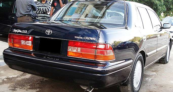 1996 Toyota Crown #7