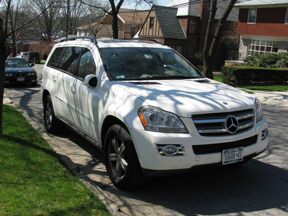 2007 Mercedes-Benz GL #14