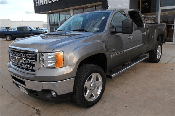 2013 GMC Sierra 2500hd #15