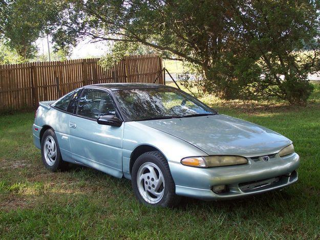 1994 Eagle Talon #16