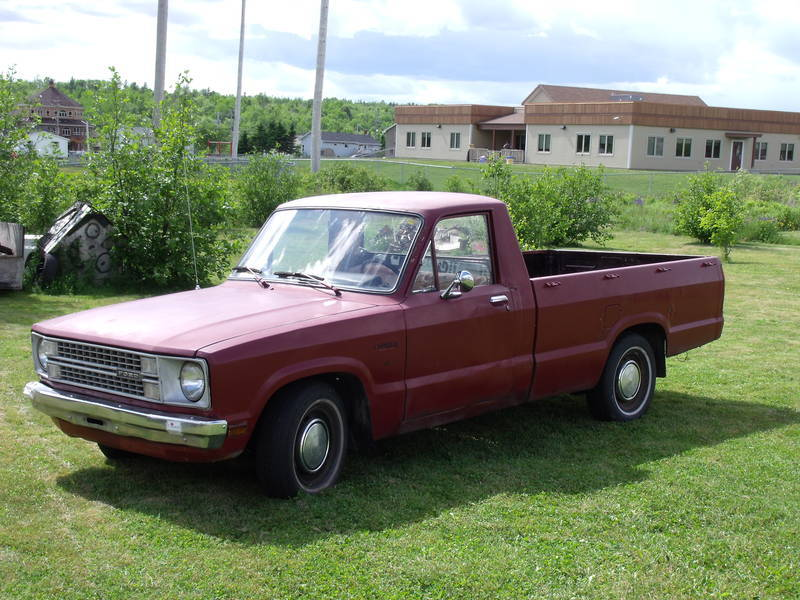 1989 Ford Courier #6