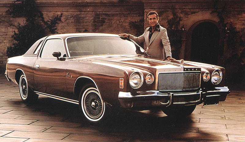 1970 Chrysler Cordoba #10