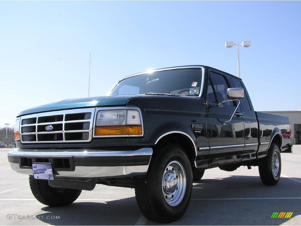 1996 Ford F-250 #8