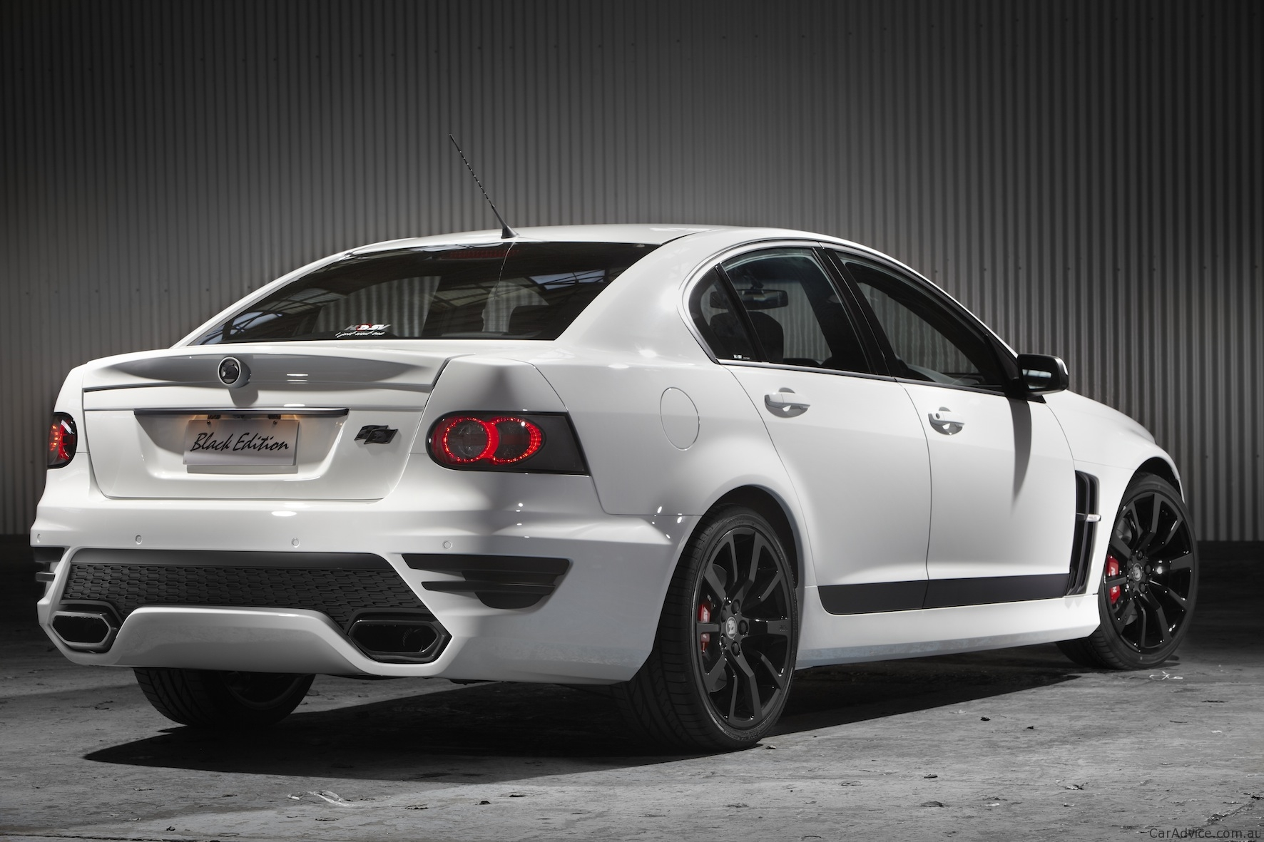Holden Clubsport #14