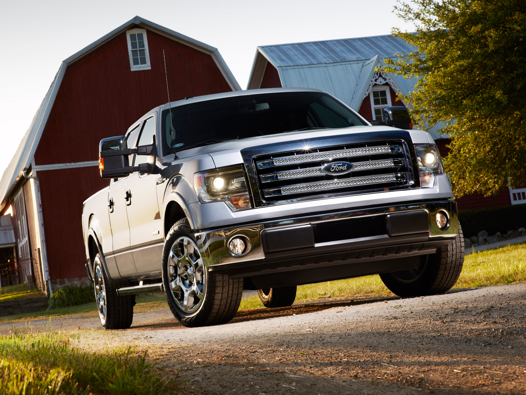 2014 Ford F-150 #7