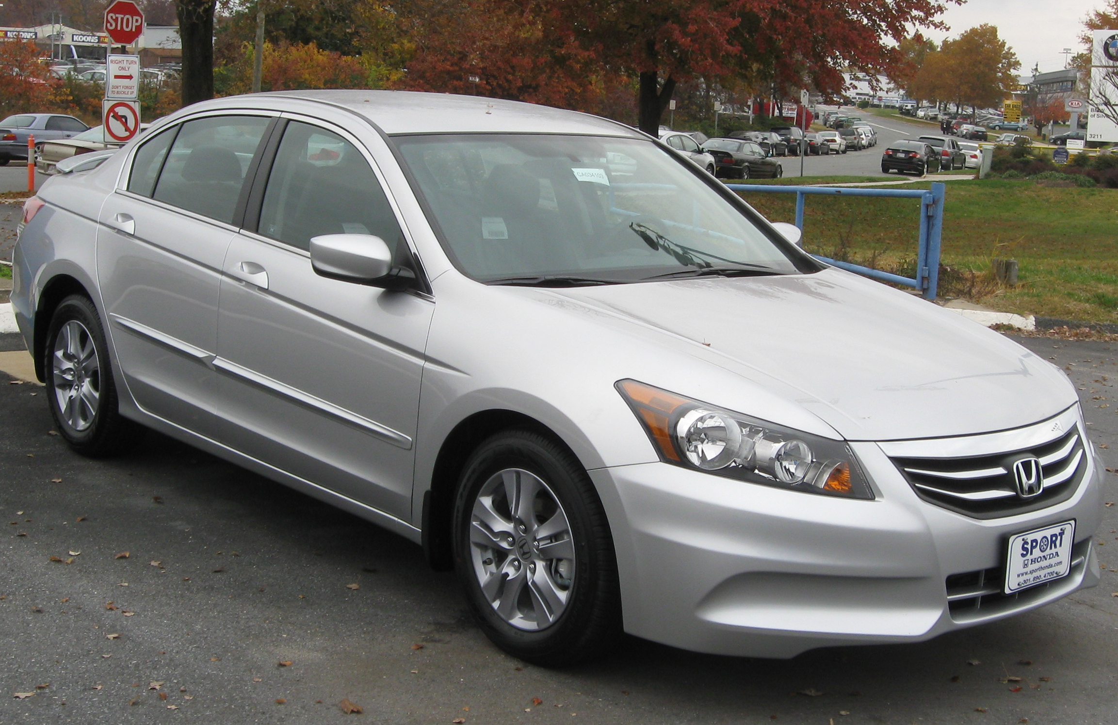 2011 Honda Accord #11