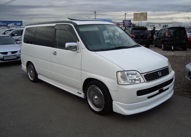 1997 Honda Step Wagon #11