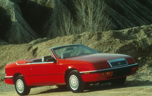 1990 Chrysler Le Baron #13